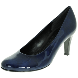 Gabor - 210.78 Patent Court Shoe, Navy