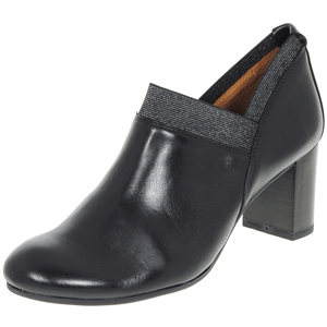 Caprice - 24401 Leather Shoe Boots, Black