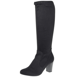 Caprice - 25502 Stretch Long Boot, Black