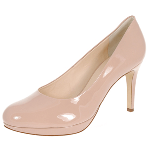 Hogl - 8004 Leather Court Shoe, Nude