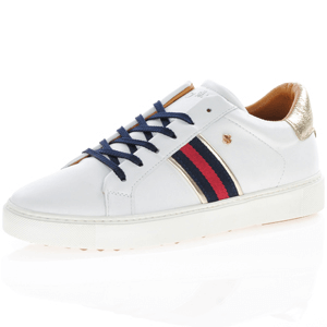 Amy Huberman - Anything Ghost Stripe Trainer, White
