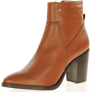 Amy Huberman - Roman Holiday Ankle Boot, Couch