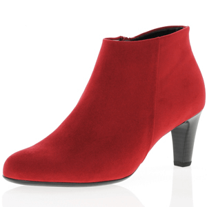 Gabor - 850.55 Dressy Ankle Boot, Red