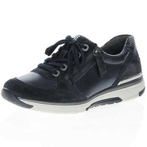 Gabor - 973.36 Rolling Soft Trainer, Navy