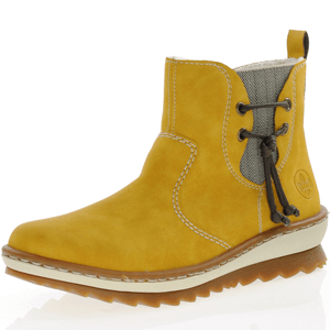 Rieker - Z8691-68 Chelsea Boot, Yellow