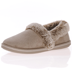 Skechers - Cozy Campfire Slippers, Dark Taupe