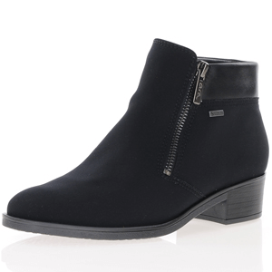 Ara - 22231 Waterproof Ankle Boots, Black