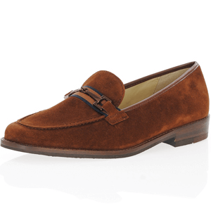 Ara - 31238 Suede Loafer, Brown