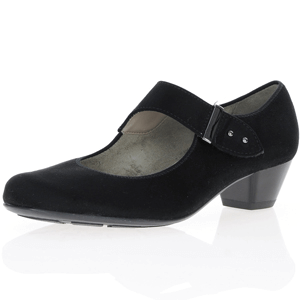 Ara - 63617 Mary Jane Shoe, Black