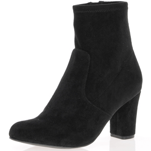 Caprice - 25300 Dressy Ankle Boots, Black