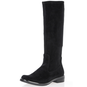Caprice - 25512 Knee High Sock Boots, Black