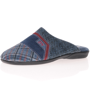 DeValverde - 3501 Men's Slippers, Navy