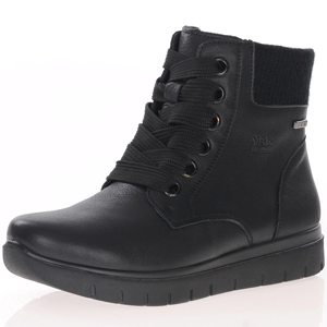 G-Comfort - 929-5 Waterproof Ankle Boots, Black