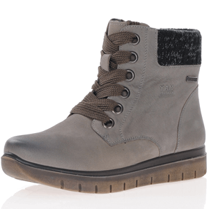 G-Comfort - 929-5 Waterproof Ankle Boots, Grey