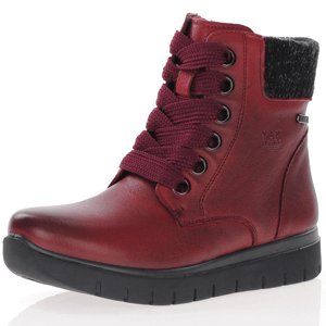 G-Comfort - 929-5 Waterproof Ankle Boots, Burgundy