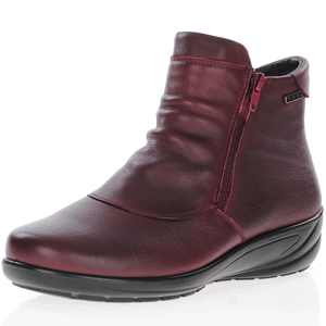 G-Comfort - 9521 Waterproof Ankle Boots, Bordeaux