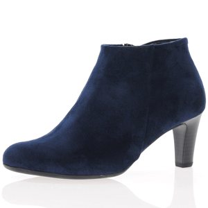 Gabor - 850.46 Dressy Ankle Boot, Dark Navy