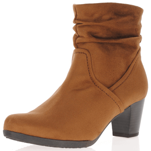Gabor - 803.44 Slouch Ankle Boots, Whiskey