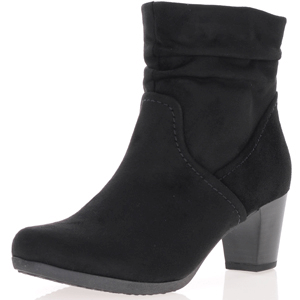 Gabor - 803.47 Slouch Ankle Boots, Black