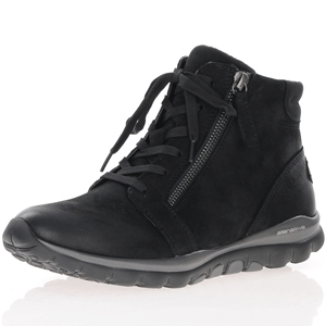 Gabor - 868.47 Rolling Soft Ankle Boots, Black