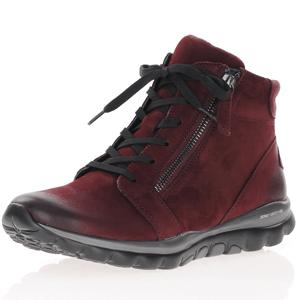 Gabor - 868.48 Rolling Soft Ankle Boots, Burgundy