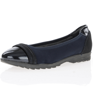 Jana - Soft Line 22105 Pumps, Navy
