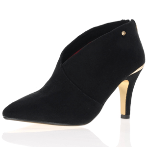 Kate Appleby - Grays High Heeled Shoe, Black