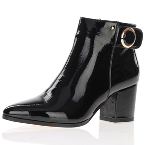 Kate Appleby - Spilsby Heeled Ankle Boot, Black