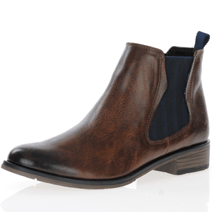 Marco Tozzi - 25040 Chelsea Boots, Brown