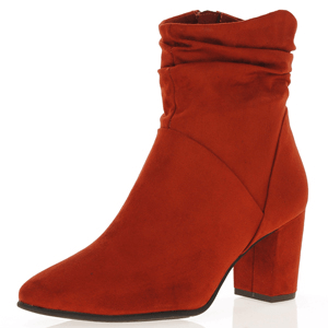 Marco Tozzi - 25307 Slouch Boot, Brick