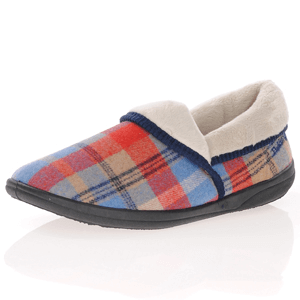 Padders - Mellow Slippers, Blue
