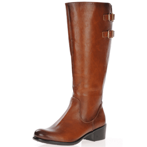 Susst - Sandy Knee Boots, Tan