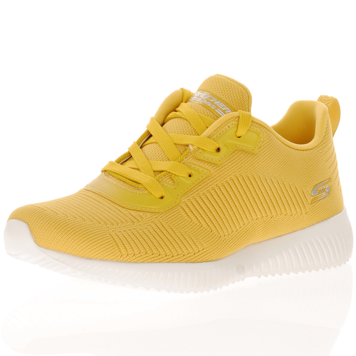 barato calcular Conquistador  Skechers - Bobs Squad Tough, Yellow, The Shoe Horn