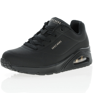 Skechers - Uno Stand On Air, All Black