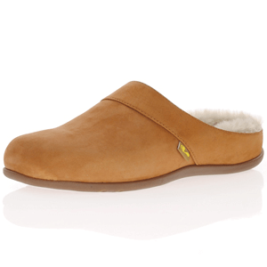 Strive Footwear - Vienna Leather Slippers, Tan