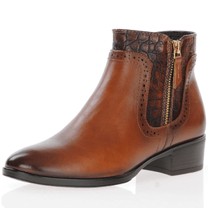 Susst - Paloma Ankle Boots, Tan