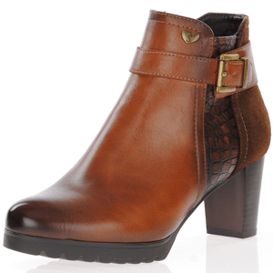 Susst - Ruben Ankle Boots, Tan