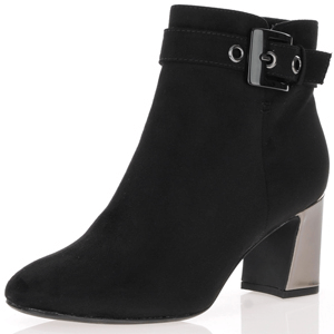 Tamaris - 25037 Dressy Ankle Boots, Black