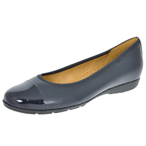 Gabor - Raspa 34.161.56 Leather Pump, Navy