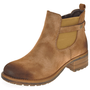 Rieker - 96864-24 Warm Lined Chelsea Boot, Tan