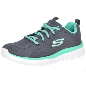 Skechers - Graceful Get Connected Trainers, Charcoal