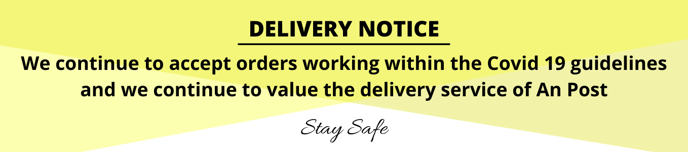 Covid - 19 Delivery Notice