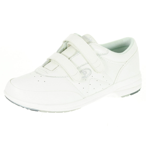 Propet - W3845 White Leather
