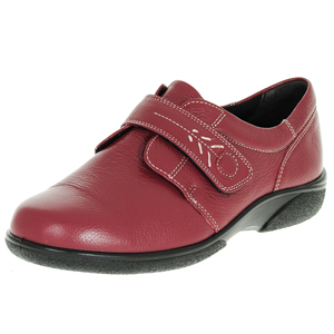 DB Shoes - Healey Russet Red 4E