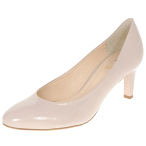 Hogl - 6005 Low Heeled Court Shoe, Nude