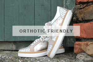 Orthotic Friendly