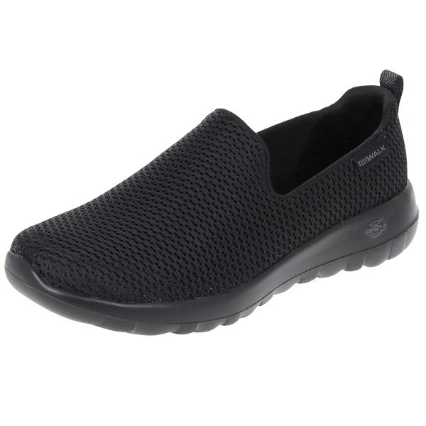 Skechers - Go Walk Joy Slip On Shoe Black The Shoe Horn