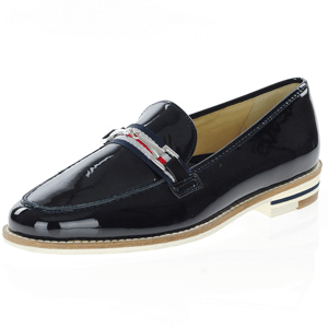 Ara - 31238 Patent leather Loafer, Navy