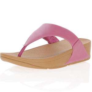 Fitflop - Lulu Toe Post Sandal, Pink