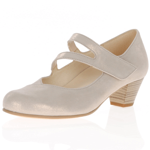 Gabor - 146.13 Mary Jane Shoe, Beige - Gold